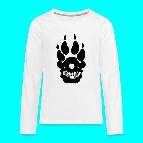 SUSI VEKTORI - Teinien premium pitkähihainen t-paita