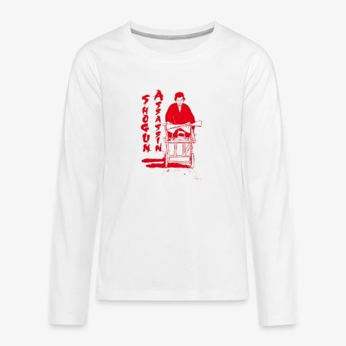 BabyCart (Shogun Assassin) by EglanS. - T-shirt manches longues Premium Ado
