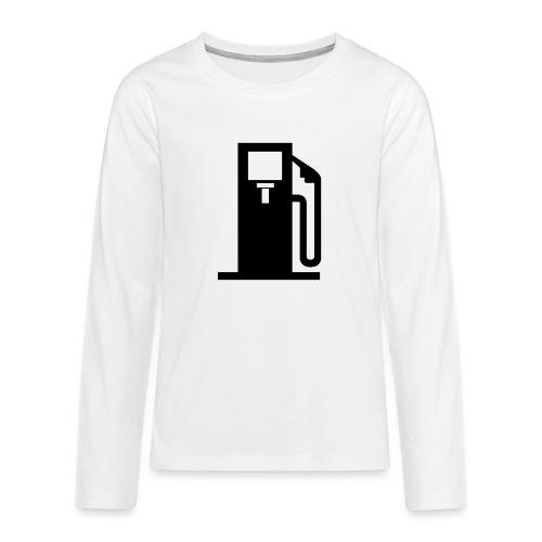 T pump - Teenagers' Premium Longsleeve Shirt
