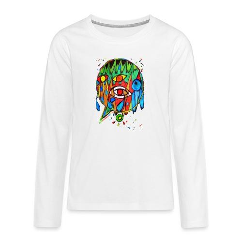 Vogel - Teenager Premium Langarmshirt