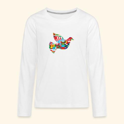 countrys t-shirt - Camiseta de manga larga premium adolescente