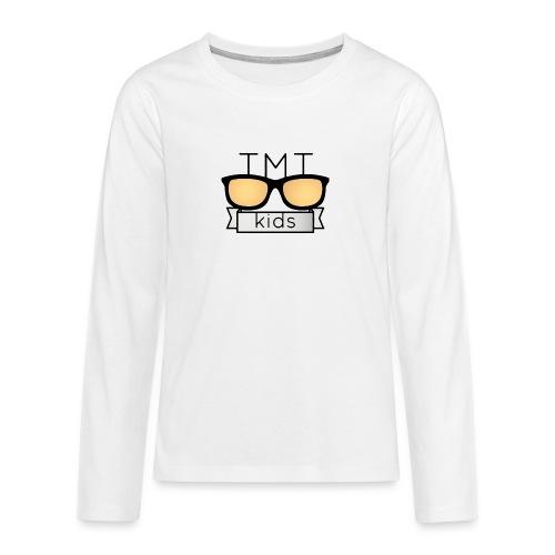 TMT Too Much Talent 09/17 - Teenagers' Premium Longsleeve Shirt