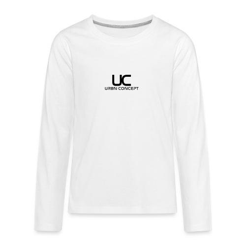 URBN Concept - Teenagers' Premium Longsleeve Shirt