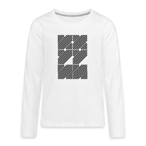 Kui Hui - T-shirt manches longues Premium Ado