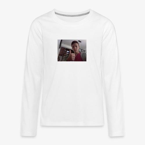 Leman974 homme - T-shirt manches longues Premium Ado
