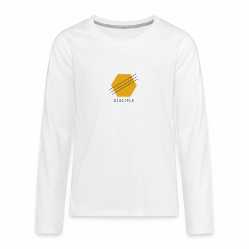Disciple - Teenagers' Premium Longsleeve Shirt