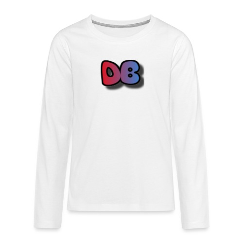 Double Games DB - Teenager Premium shirt met lange mouwen