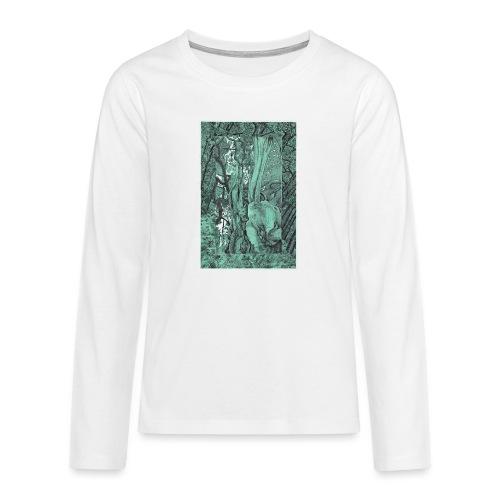 ryhope#85 - Teenagers' Premium Longsleeve Shirt