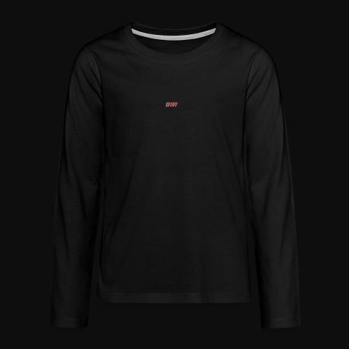 TEE - Teenagers' Premium Longsleeve Shirt