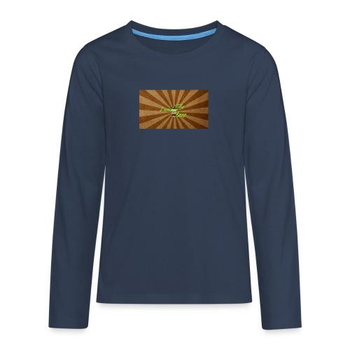THELUMBERJACKS - Teenagers' Premium Longsleeve Shirt