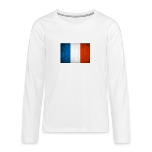 FRANCE - T-shirt manches longues Premium Ado