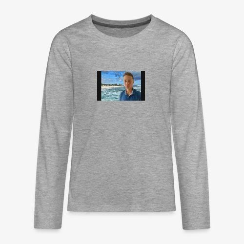 Leman974 (photoshop) - T-shirt manches longues Premium Ado