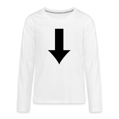 Arrow - Långärmad premium T-shirt tonåring