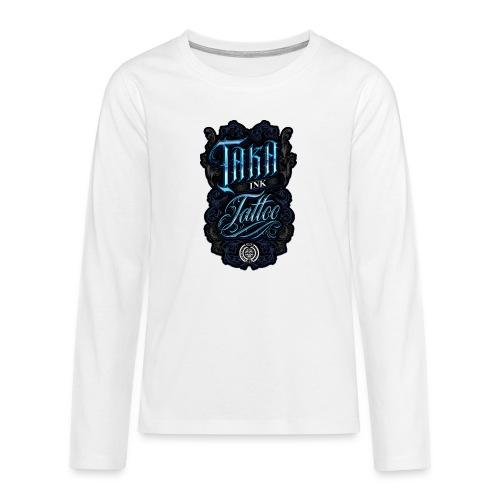 Taka Ink Tattoo - T-shirt manches longues Premium Ado