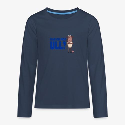 Bæ, bæ, lille lam - Premium langermet T-skjorte for tenåringer