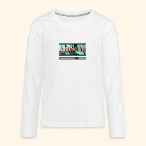 Slur-F06 - Teenagers' Premium Longsleeve Shirt