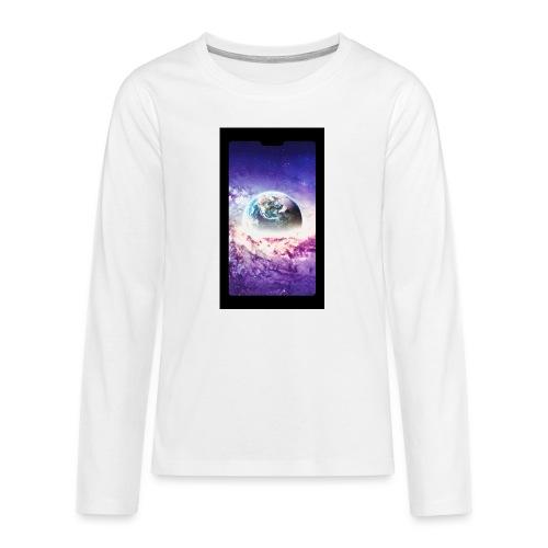 Univers - T-shirt manches longues Premium Ado