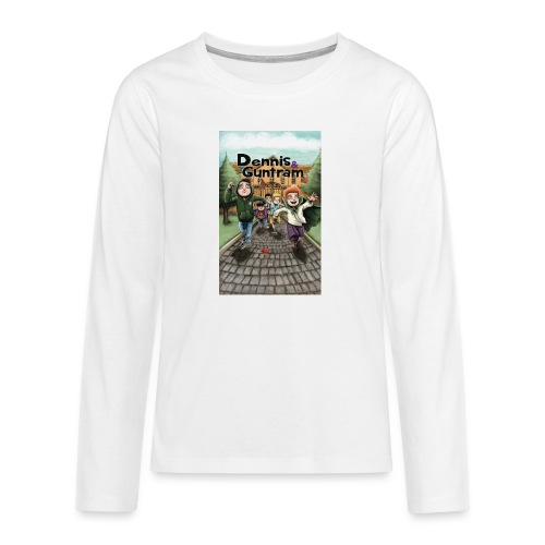 DuG-Band1-Kurztitel - Teenager Premium Langarmshirt