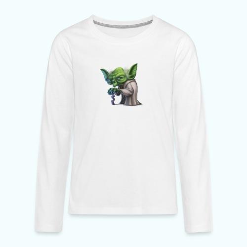 Little Gnome - Teenagers' Premium Longsleeve Shirt