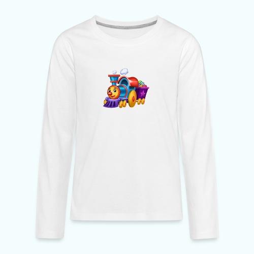 Arthur Little Train Collection - Teenagers' Premium Longsleeve Shirt