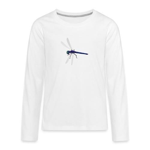 Dragonfly - Camiseta de manga larga premium adolescente