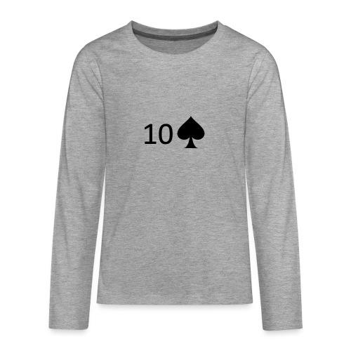 Arthur Magique - T-shirt manches longues Premium Ado