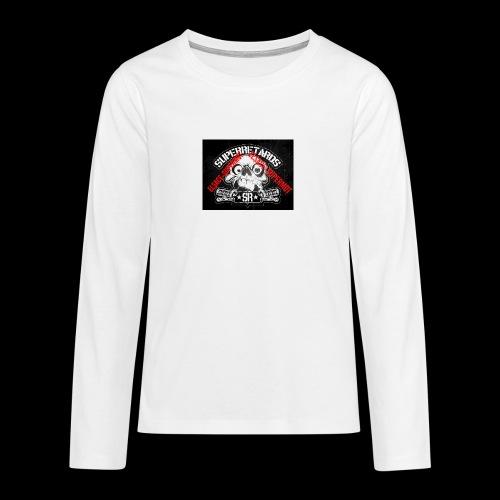 elsace-supermot - T-shirt manches longues Premium Ado