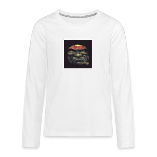 Hoven Grov knapp - Teenagers' Premium Longsleeve Shirt