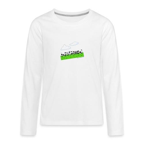 helfimed - Teenagers' Premium Longsleeve Shirt