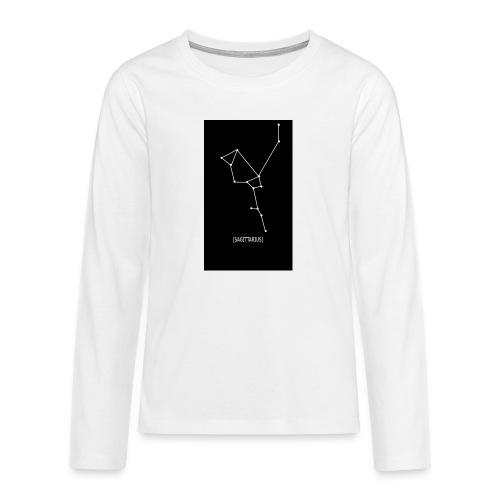 SAGITTARIUS EDIT - Teenagers' Premium Longsleeve Shirt