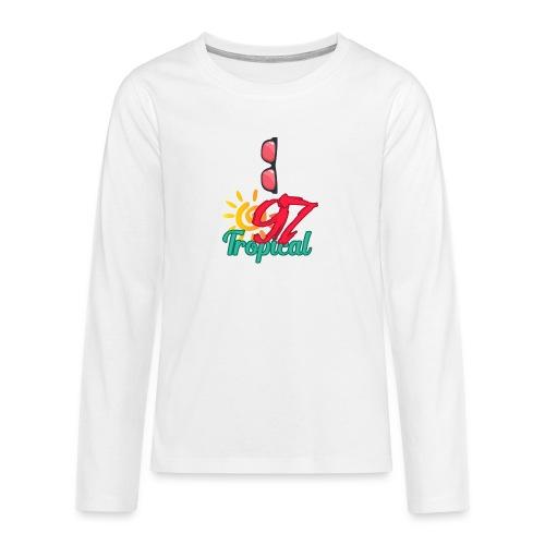 A01 4 - T-shirt manches longues Premium Ado
