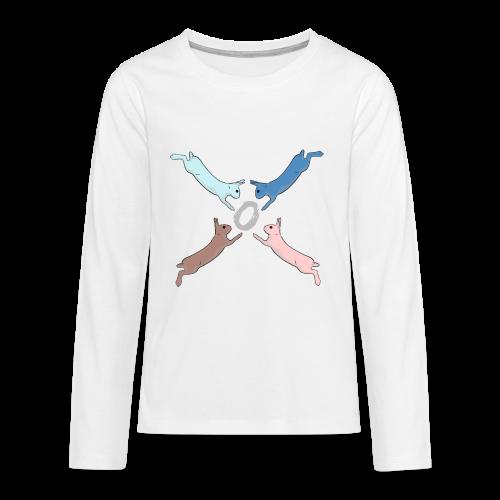 Easter - Teenagers' Premium Longsleeve Shirt