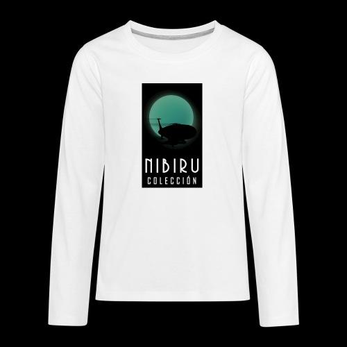 colección Nibiru - Camiseta de manga larga premium adolescente