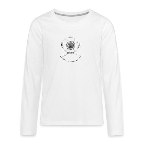 nautic eye - Teenager Premium shirt met lange mouwen