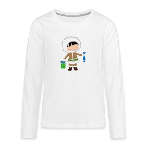 Happy Meitlis - Alaska - Teenager Premium Langarmshirt