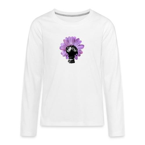 FleurMasque - T-shirt manches longues Premium Ado
