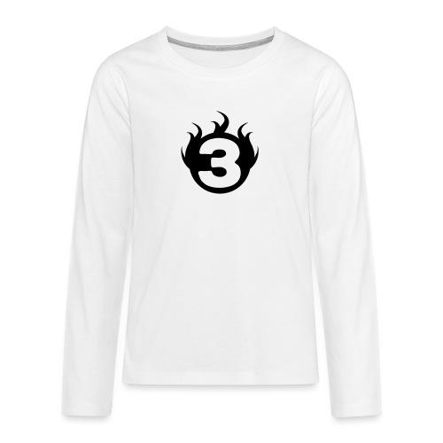 shoulder logoc - T-shirt manches longues Premium Ado