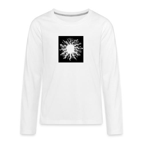 sun1 png - Teenagers' Premium Longsleeve Shirt