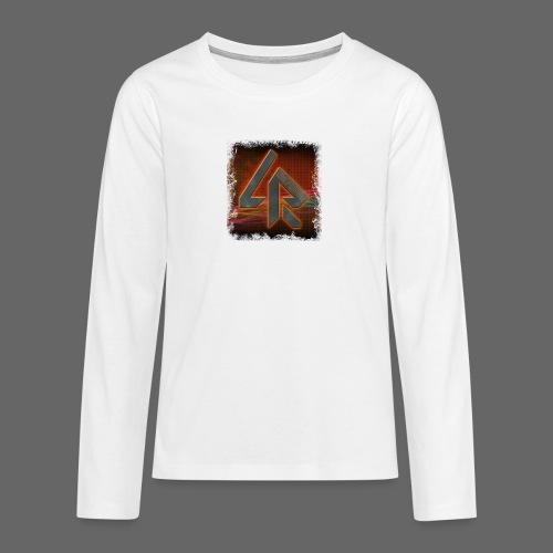 LPR Gaming BG Splash (Women) - Teenagers' Premium Longsleeve Shirt