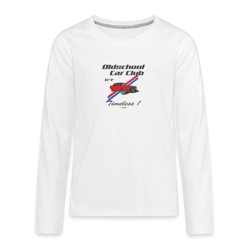 Mustang 67 - T-shirt manches longues Premium Ado