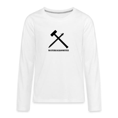 Materialkomitee - Teenager Premium Langarmshirt