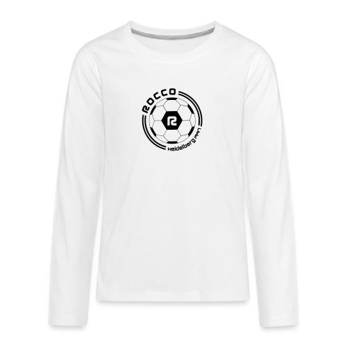 R WAPPEN SW - Teenager Premium Langarmshirt