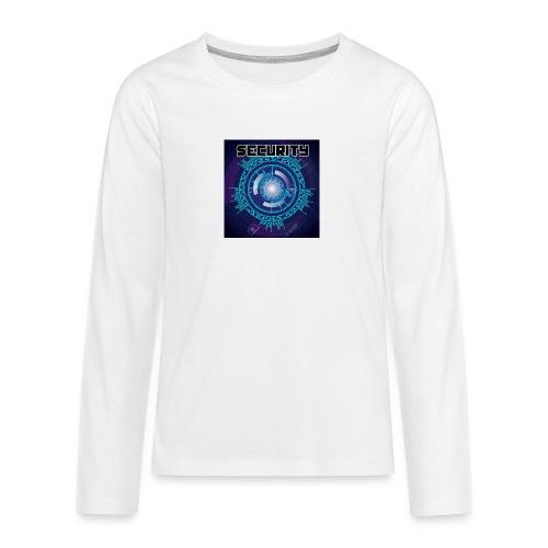1570912960486 - Teenager Premium Langarmshirt