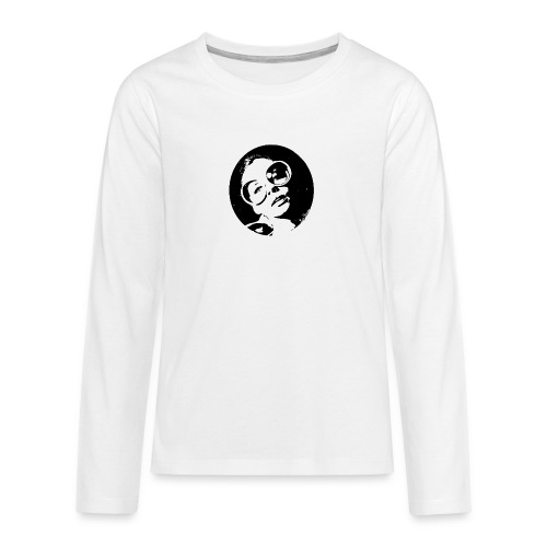 Vintage brasilian woman - T-shirt manches longues Premium Ado