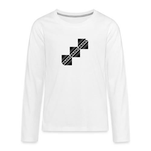 BRAWL TEST - Teenager Premium shirt met lange mouwen