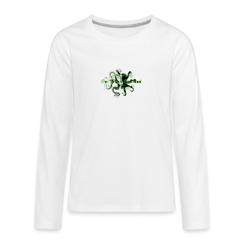 Barnabas (H.P. Lovecraft) - Teenagers' Premium Longsleeve Shirt