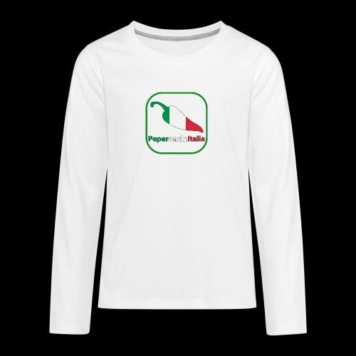 T-Shirt unisex classica. - Maglietta Premium a manica lunga per teenager