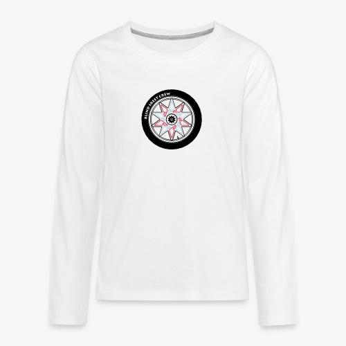 BSC Team - Maglietta Premium a manica lunga per teenager
