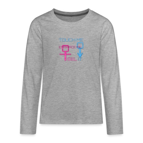 Sex and more on - Teenagers' Premium Longsleeve Shirt