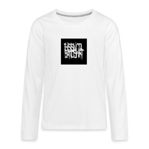 des jpg - Teenagers' Premium Longsleeve Shirt